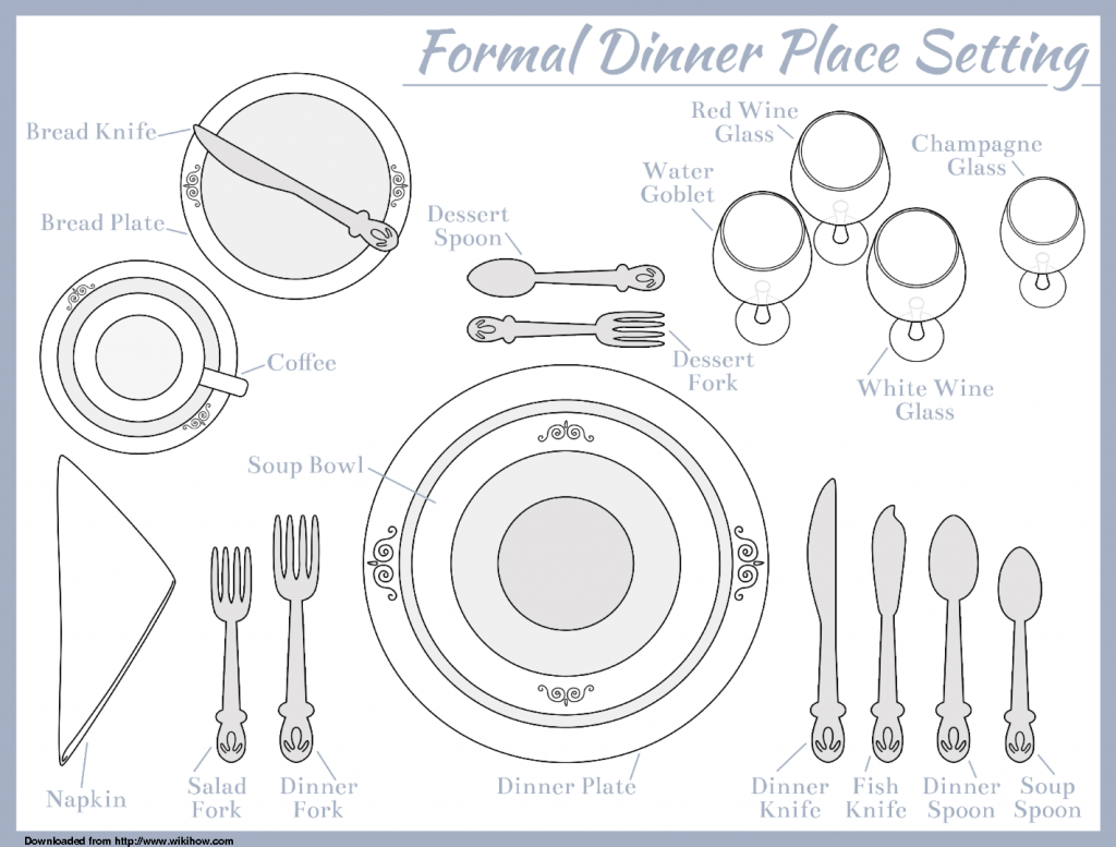 Place setting wedding archives sharp n chic weddings for Table place setting