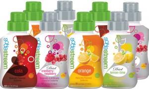 Flavour SodaStreams