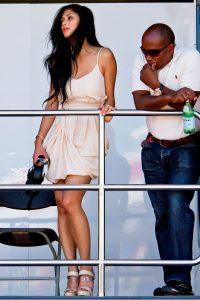 Nicole Scherzinger at Monaco