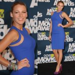 Blake Lively mtv movie awards 2011
