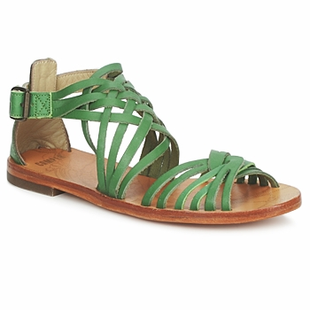 Camper green gladiators