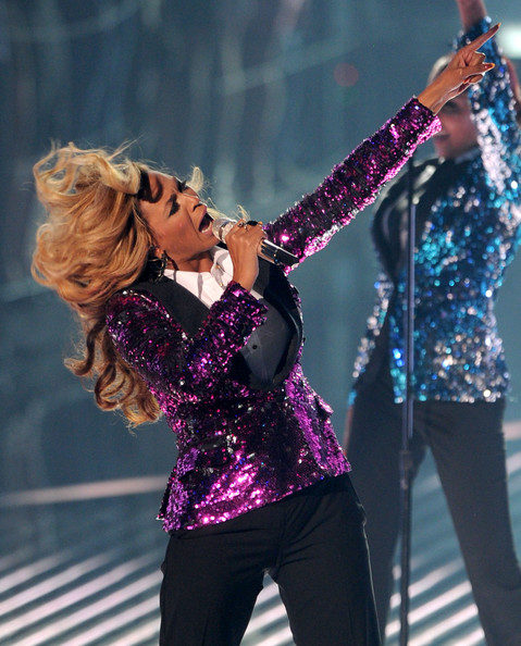 beyonce vma purple sparkle jacket d&g mens