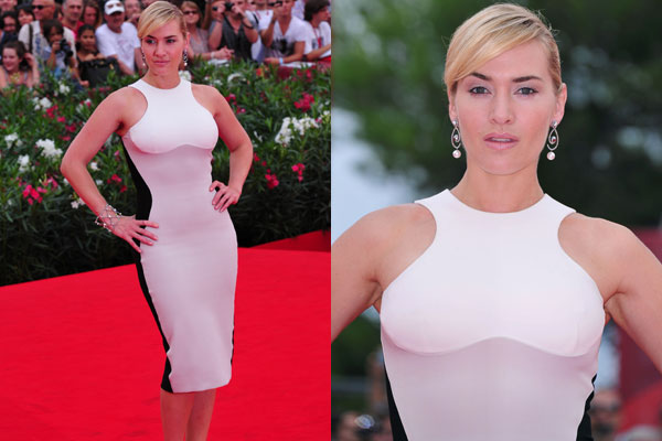 Curvy Kate Winslet Speaks Out Against Cosmetic Surgery