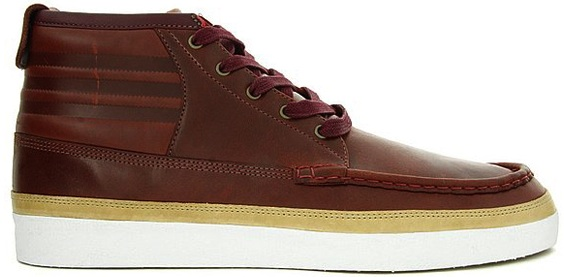 Adidas Originals DB Gazelle Vintage Mid DB Sneakers