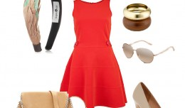 fashion summer brown and red ideas