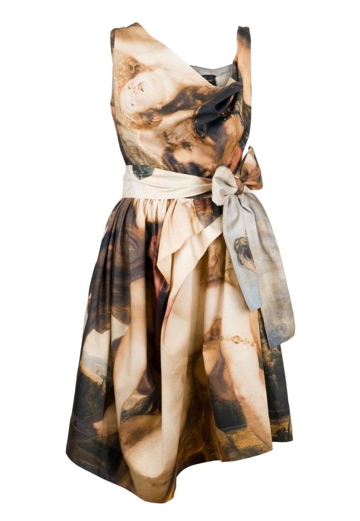 Vivienne Westwood dress tulisa