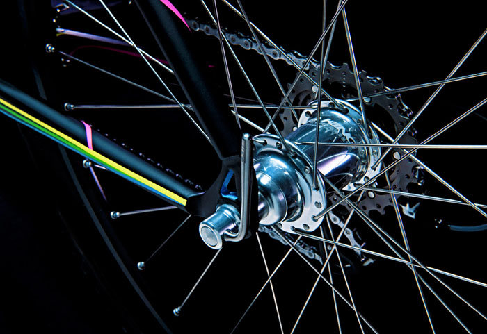 unique bicycle wheel