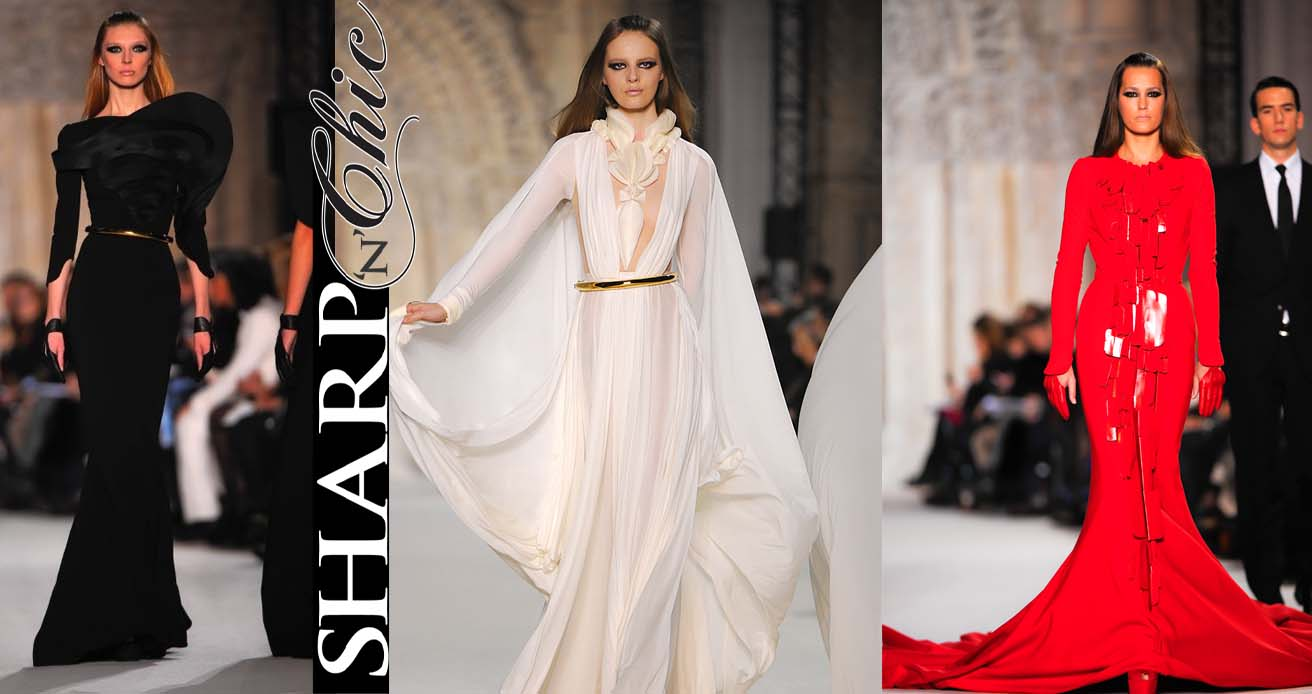 Stéphane Rolland Couture 2012
