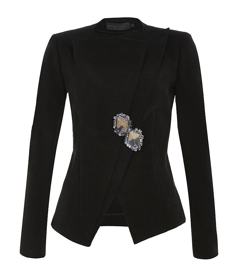 donna karen jacket