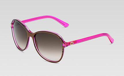 Gucci Pink Glasses