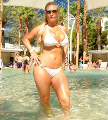 Coco white bikini