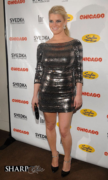 jessica simpson in fire by walter steiger