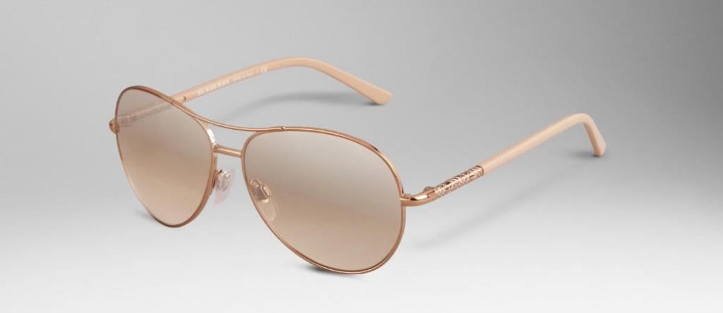 burberry aviater glasses
