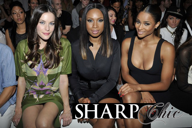 liv tyler jennifer hudson and ciara