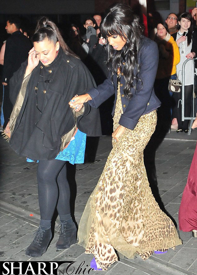 leopard print maxi dress kelly rowland