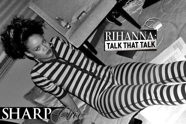 rihanna talk that talk album