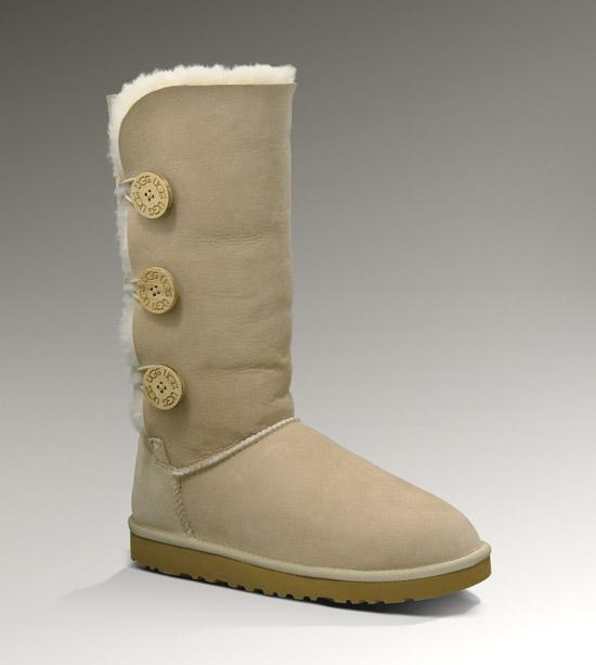 sand ugg boot