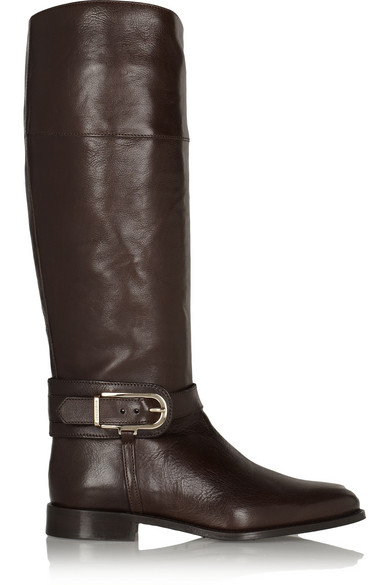 burberry brown boot