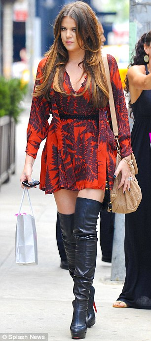 khloe pretty woman boots