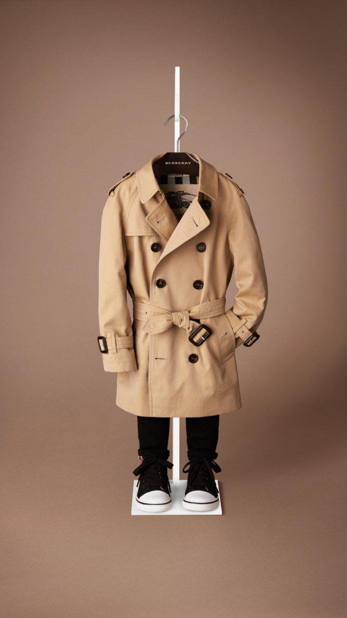 beckenham coat burberry